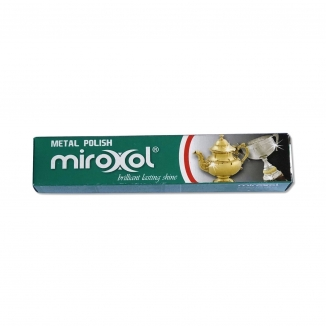 miroxol metal polish 100ml tube